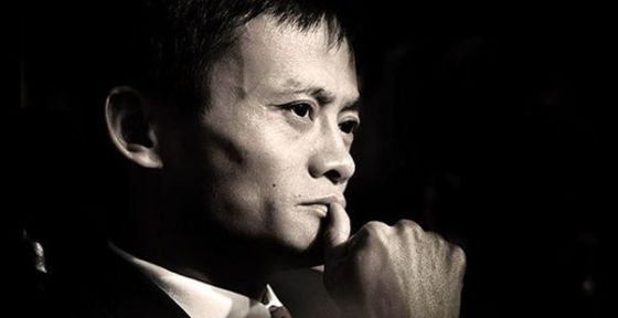 Jack ma - 成功者看目標,失敗者看障礙