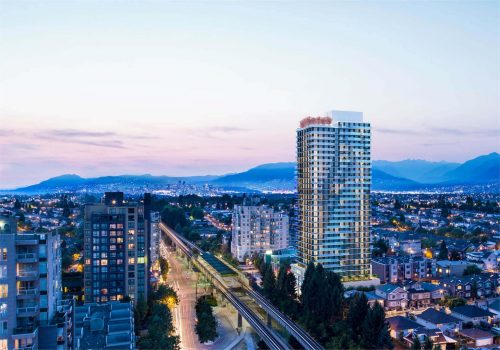 Joyce Vancouver 1