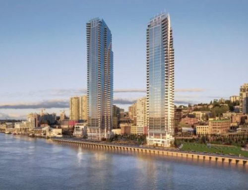 新斯敏預售樓花 –  PIER WEST BY BOSA – New Westminster