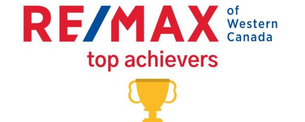 RE / MAX加拿大西部100強 –  第4 – 地產經紀: 阮文傑