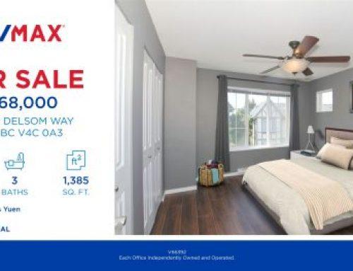 三角洲聯排別墅出售 –  76 8385 Delsom Way, Delta