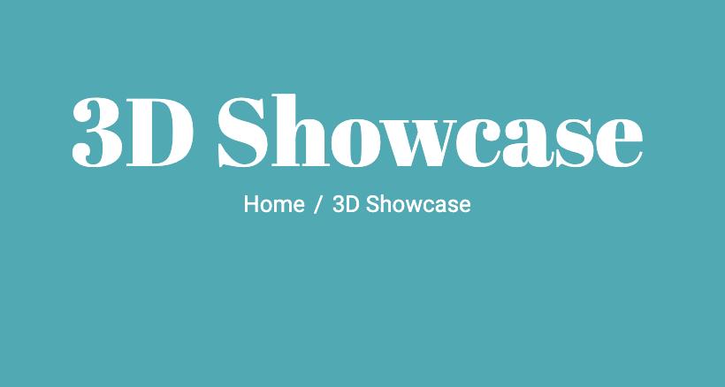 640 3D Showcase